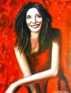 Pilar López de Ayala by AliciaMurcia